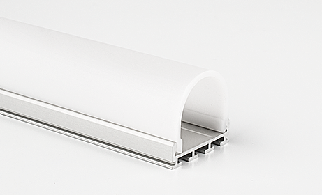 Linear LED housing