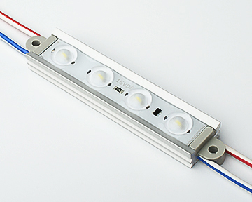 High power wider beam angle LED modules
