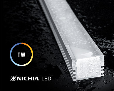 Outdoor ip67 non flexible led linear lights Exterior linear led lighting