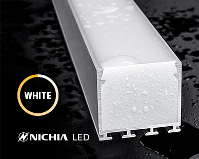 Ip67 outdoor non flexible nichia led linear lights ip67 rated waterproof for outdoor applications with nichia led strip lights aloadofball Images