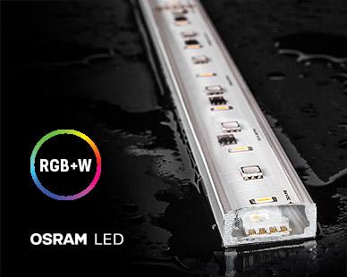 Outline LUM-E RGBW-48-14/L3-822 AG L125