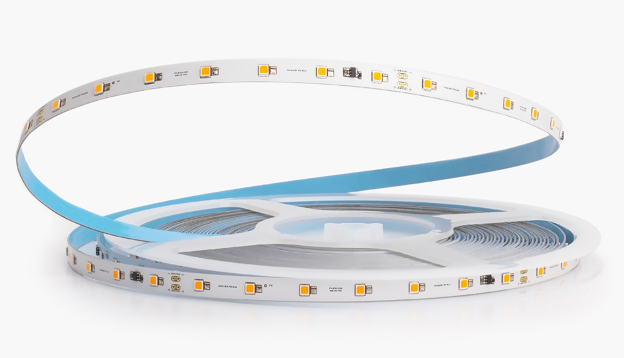 Flexible Nichia LED strips