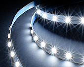 Indoor flexible LED strips