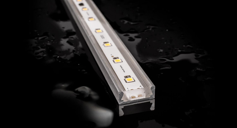 Non-flexible NICHIA outdoor IP67 LED lights