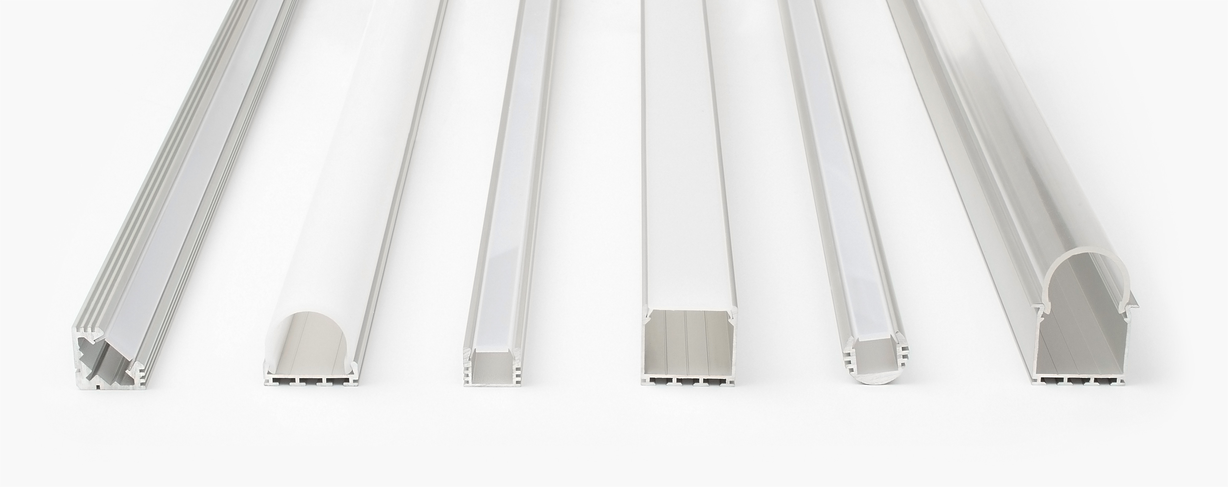 LED linear lighting profiles led strips