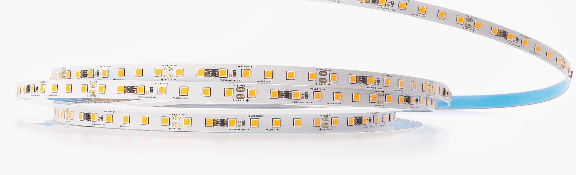 Nichia flexible LED strips - LED linear light