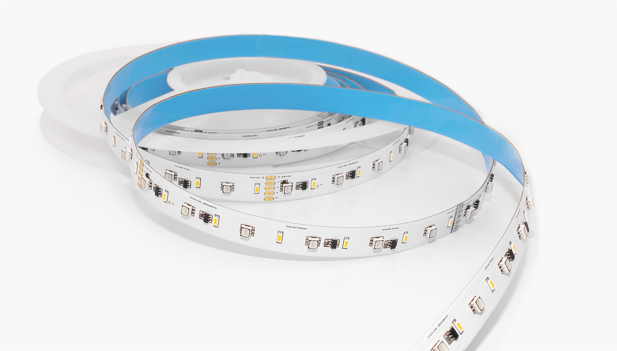 Osram colored RGBW flex LED linear strips modules tapes